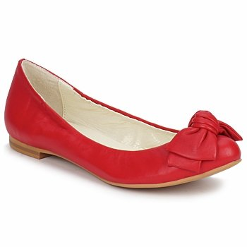 ballerines rouges