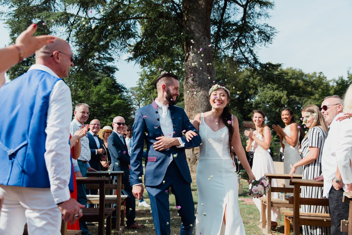 photos de mariage champêtre