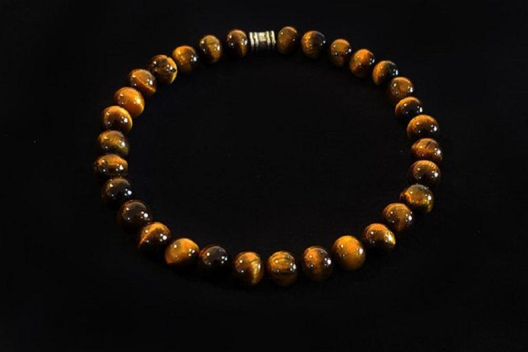 Le bracelet œil de tigre