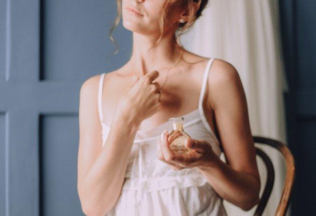 Le parfum pour femmes
