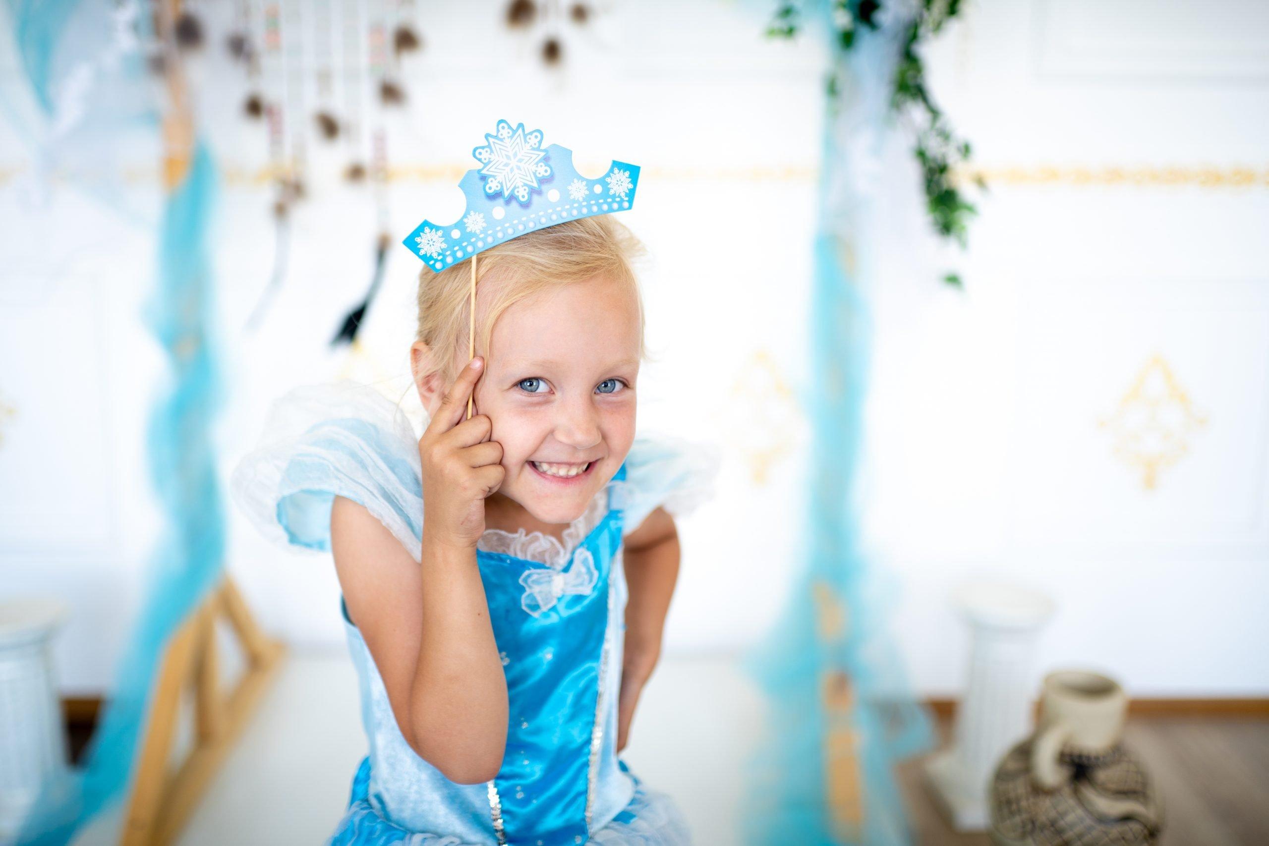 Les plus beaux looks de princesse pour petite fille