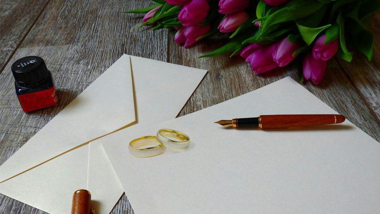 Comment réaliser le meilleur faire-part de mariage ?